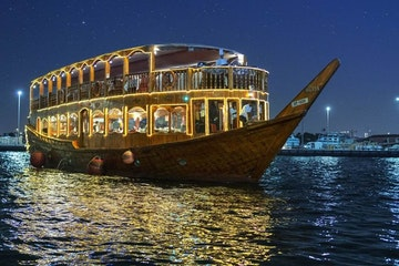 Creek Classic Dhow Dinner Cruise