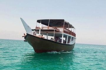 Dibba Sea Safari - Fujairah