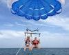Parasailing, Dubai Parasailing, Water Sports, Dubai Top Parasailing, Parasailing Experience
