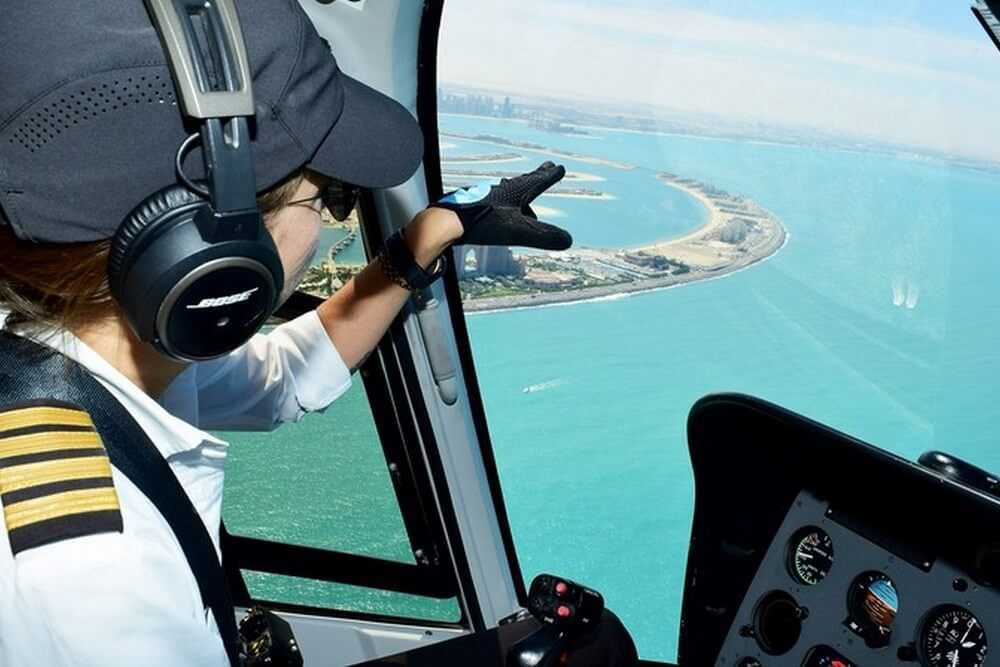 City Circuit Helicopter Tour - 25 Mins