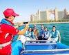 Marina, Palm Cruise, Dubai palm cruise, Dubai Marina, Palm Lagoon, Marina Cruise, The Palm from Dubai