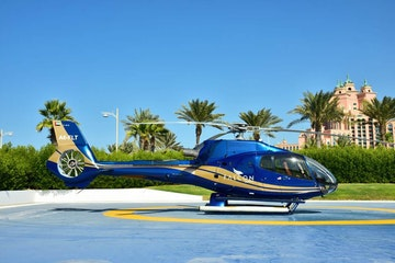 Pearl Helicopter Tour - 12 Mins