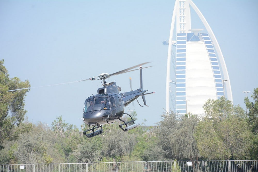 Odyssey Helicopter Tour - 40 Mins