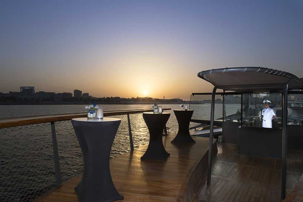 Luxury Bateaux Dinner Cruise