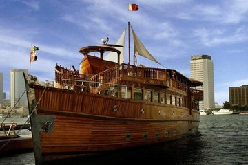Rustar Dinner Cruise - Dubai Creek