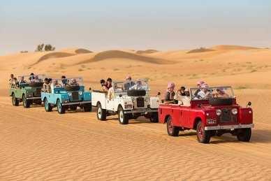 Desert Safri